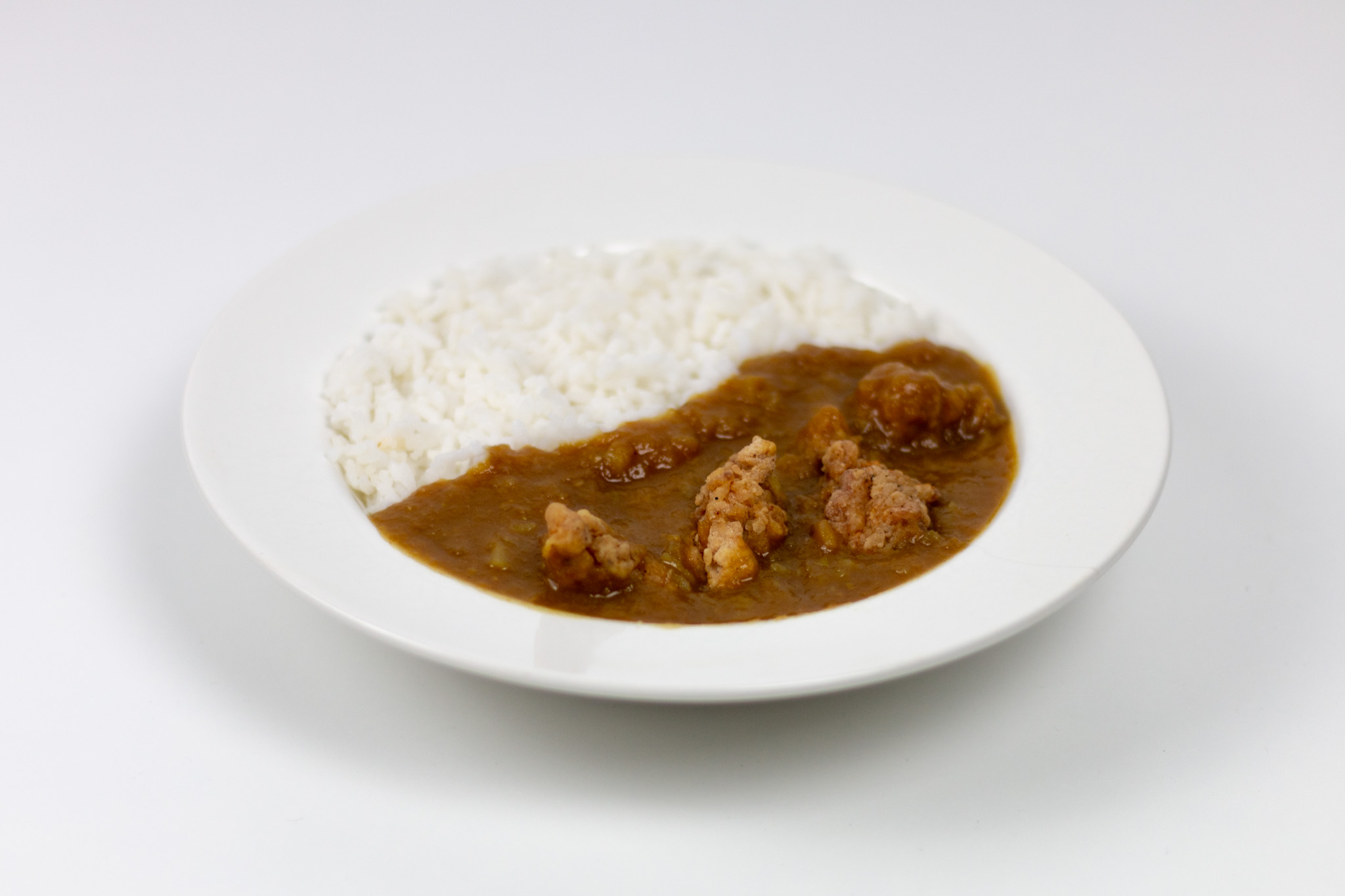 Japanese Fried Chicken Curry